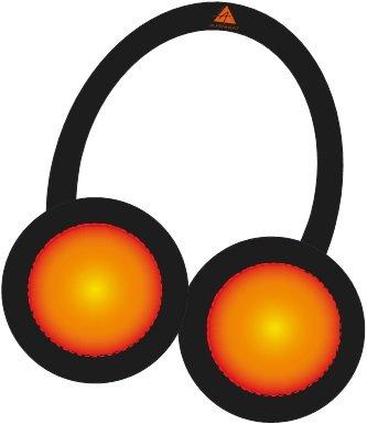 Apsildāmi ausaiņi Fire Earmuffs