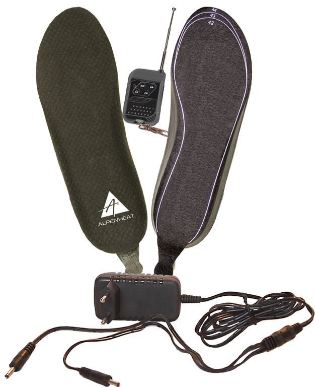 Wireless HotSole